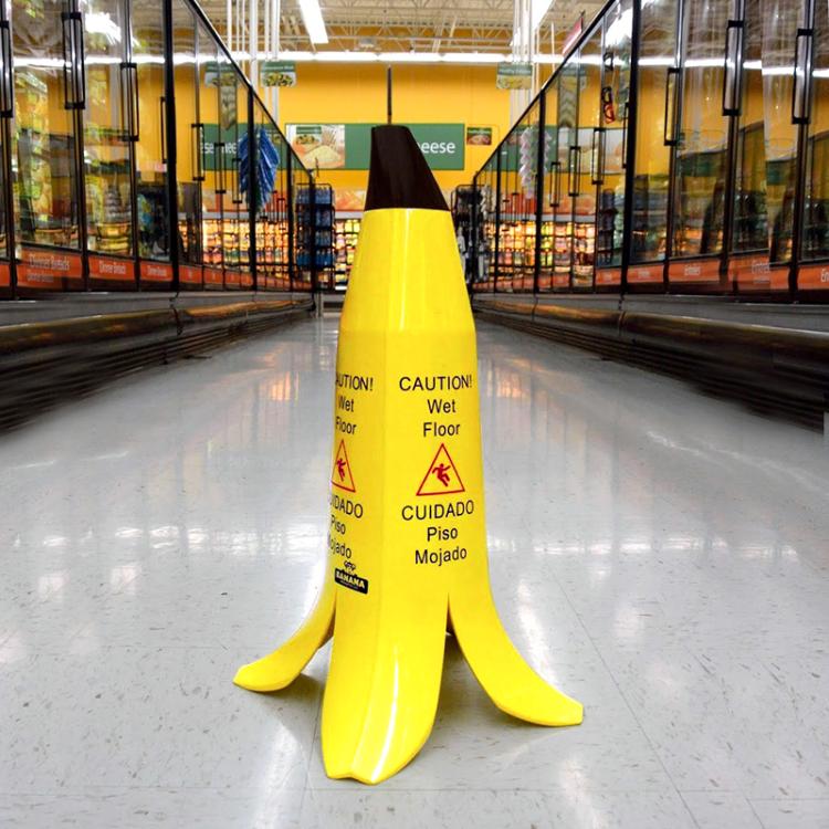 Banana Cones