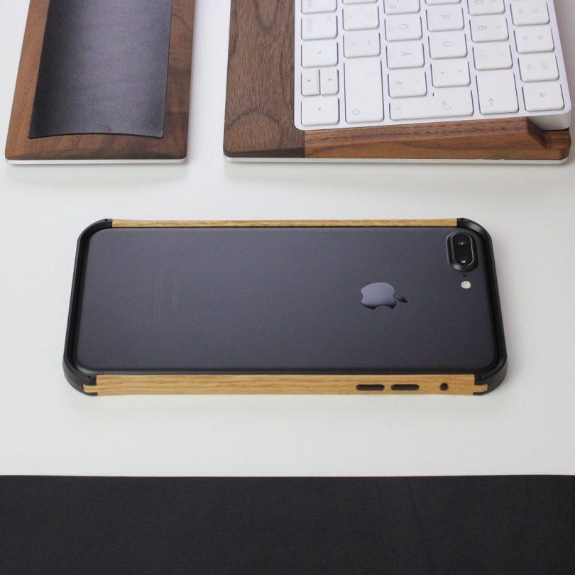 Vesel Wood & Aluminum iPhone 7 Plus Case
