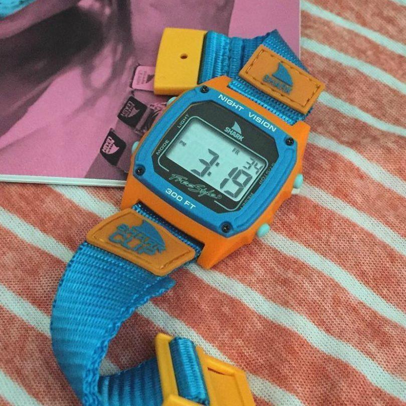 Shark Classic Clip Watch