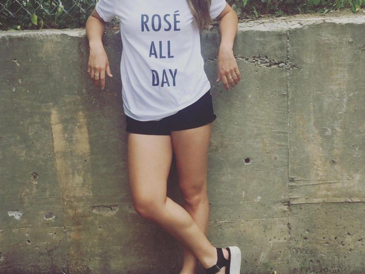 Rosé All Day T-Shirt