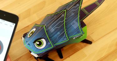 Kamigami DIY Robots