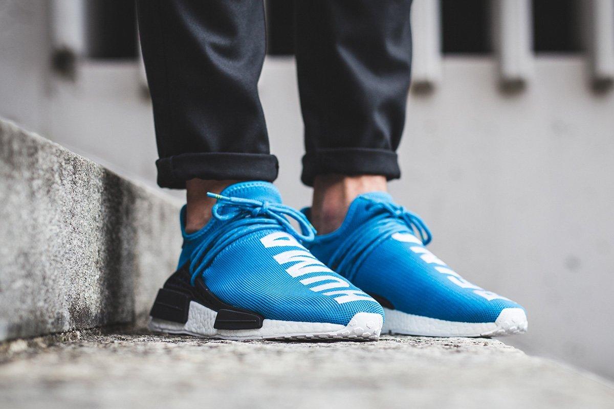 Adidas NMD PW Human Race Sharp Blue