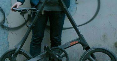 Strida C1 Carbon Fiber Folding Bike