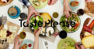 TastePlease: Bringing people together through food