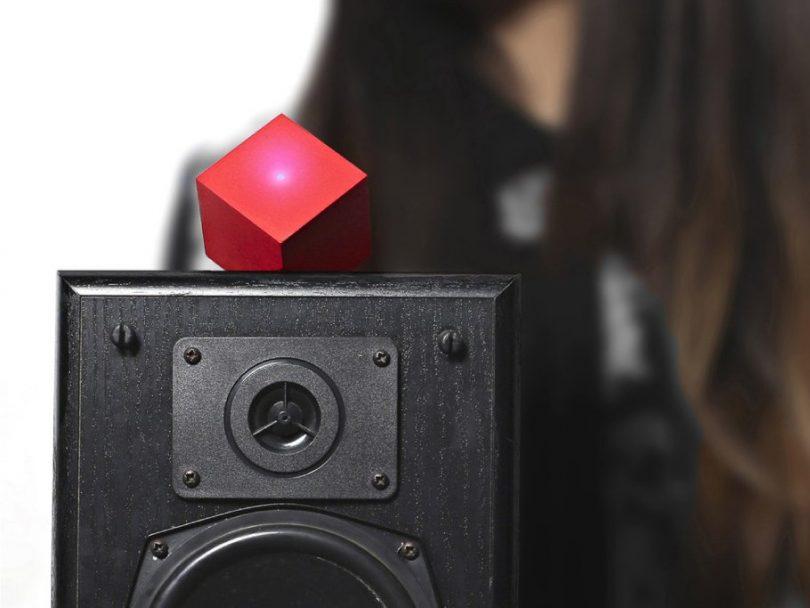 The Vamp Bluetooth Speaker Transformer