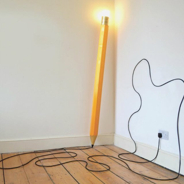 HB Lamp by Michael & George