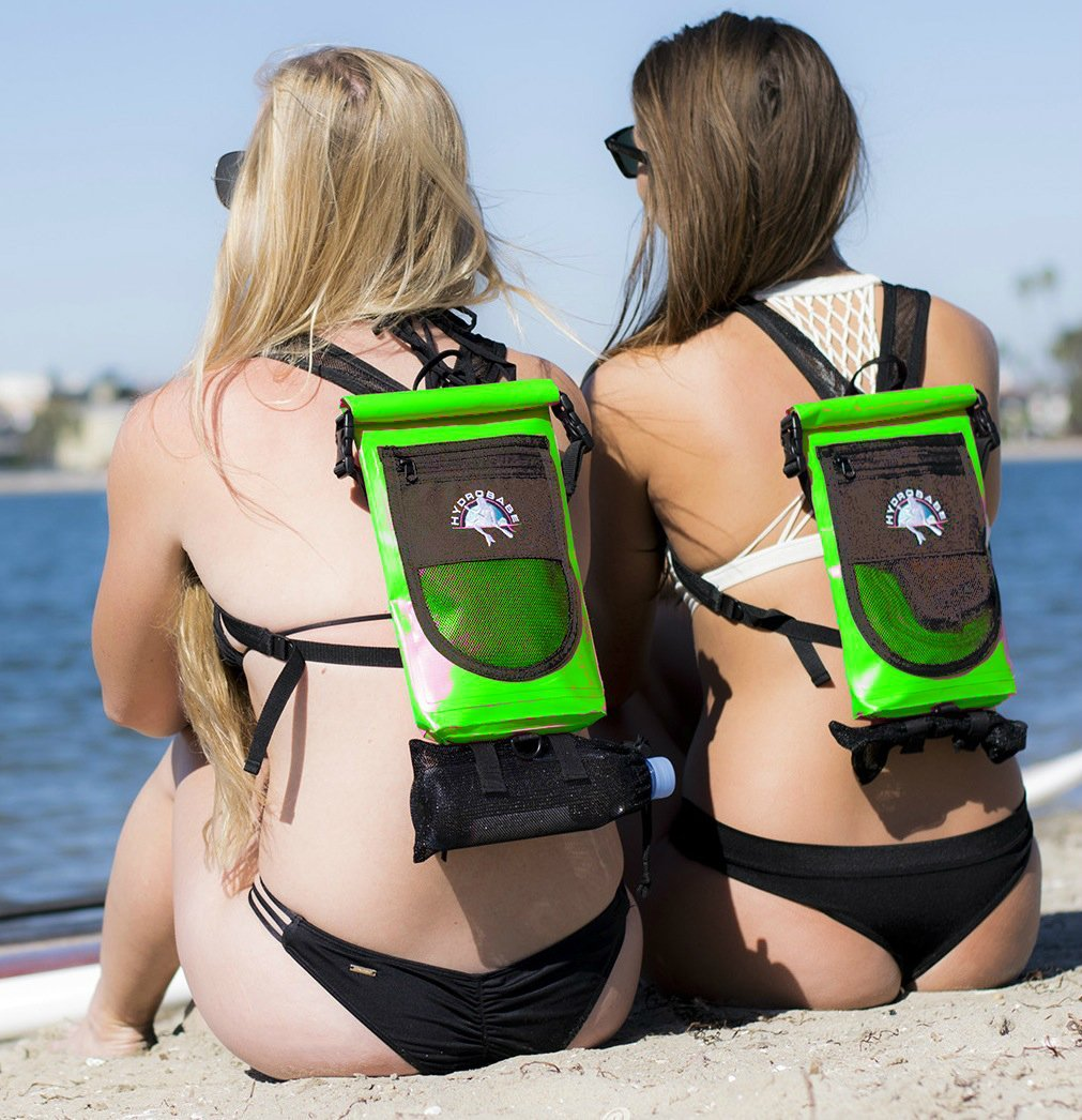 Hydrobabe Paddle Purse Waterproof Backpack