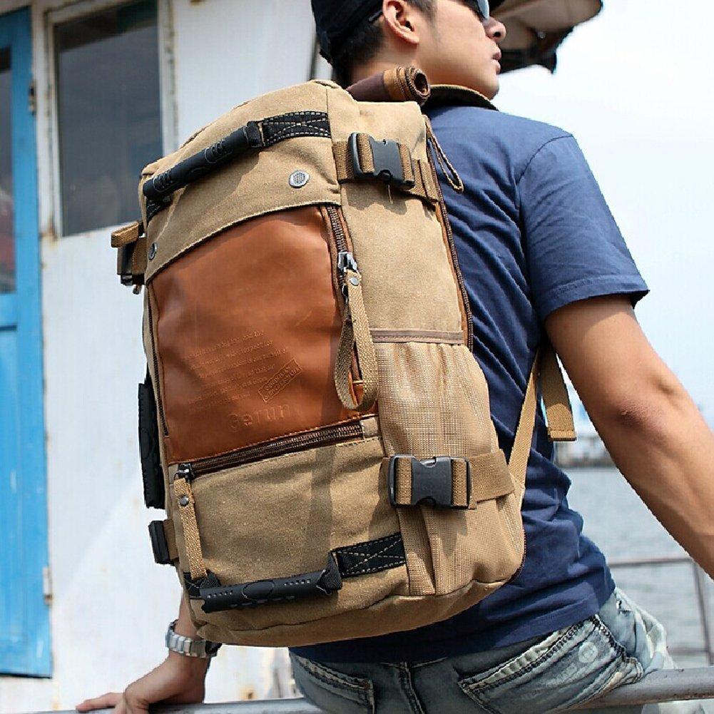 Ibagbar CanvasTravel Backpack