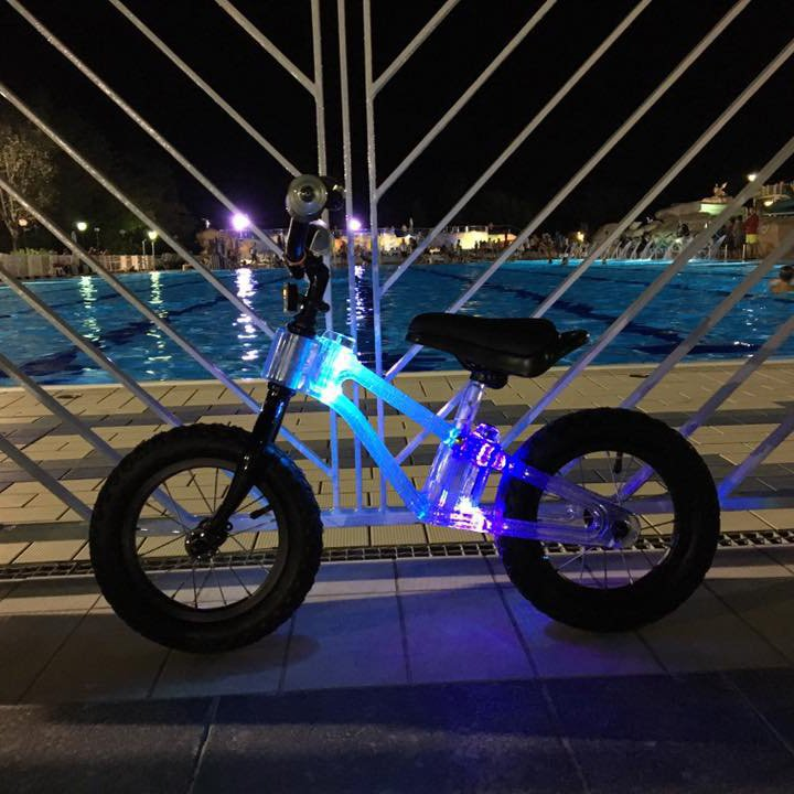 Phantom Frames Kids' LED Bike
