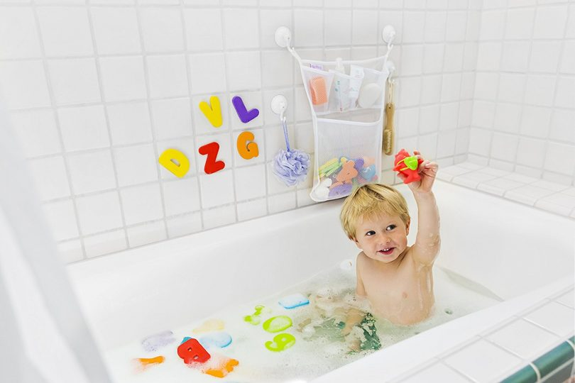 Tub Cubby Bathtub Organizer