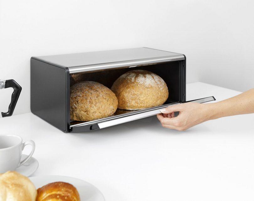 Brabantia Fall Front Bread Box