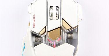 LED Optical USB Mechanical Gaming Mouse