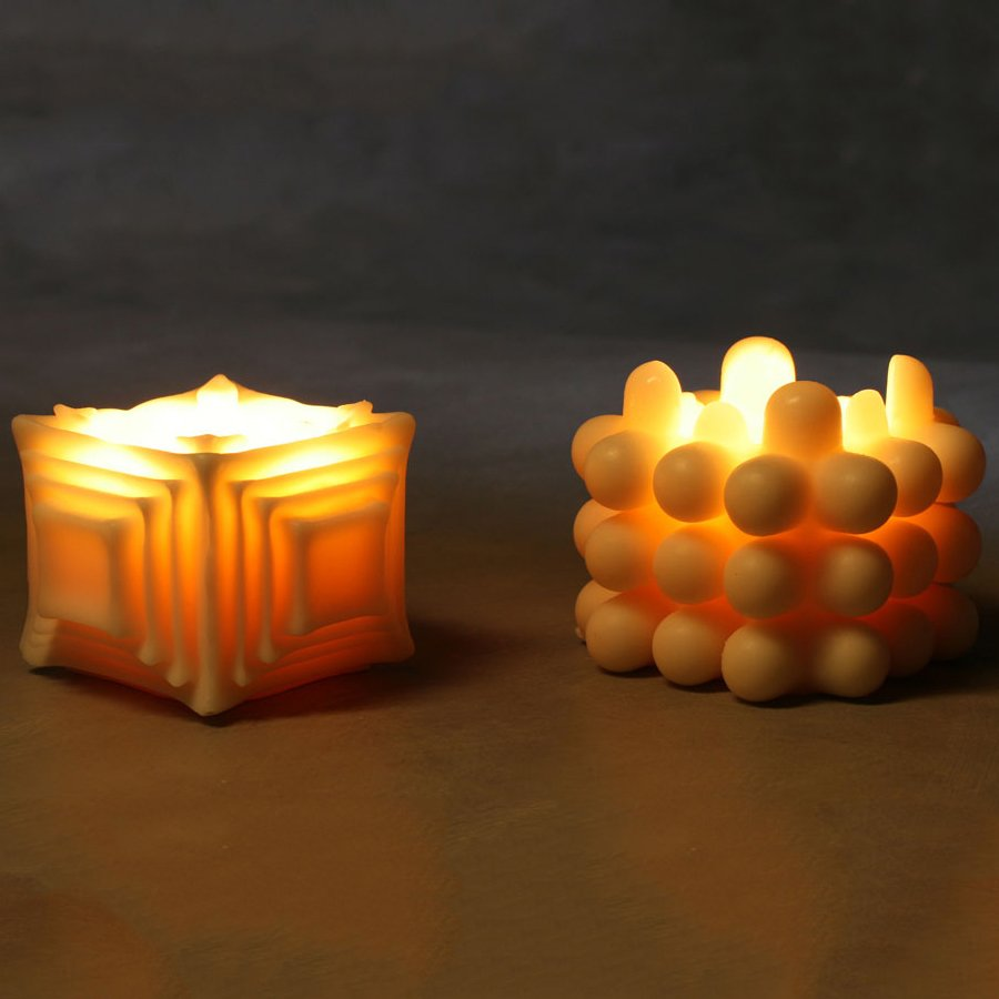 Candles by Andrej Urem