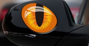 Cat Eyes Car Stickers