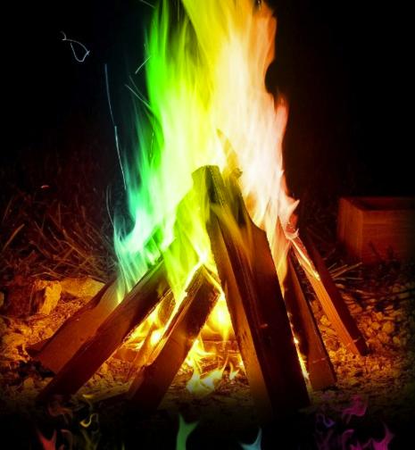 Mystical Flames Colorant Pack