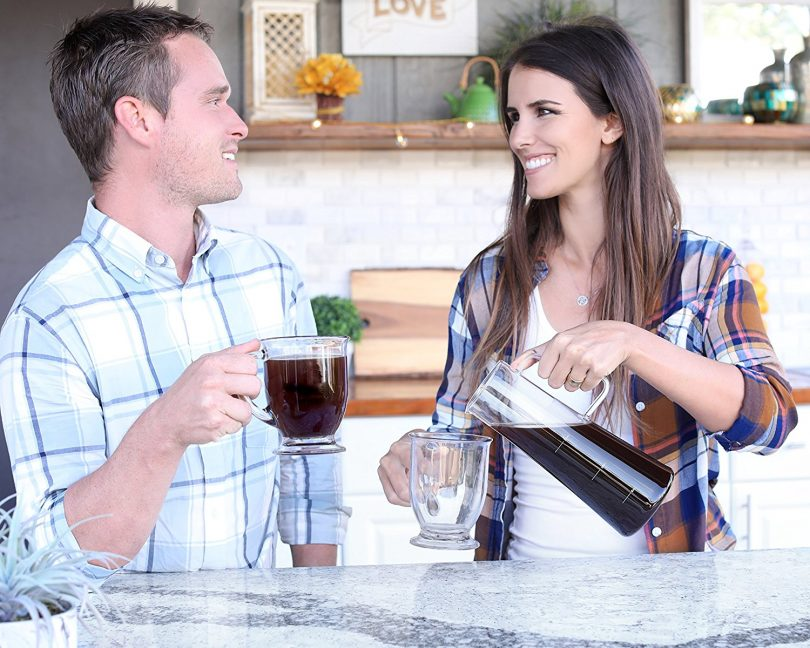 Airtight Cold Brew Coffee Maker