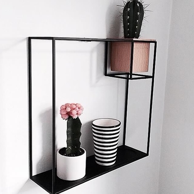 Umbra Cubist Floating Wall Shelf