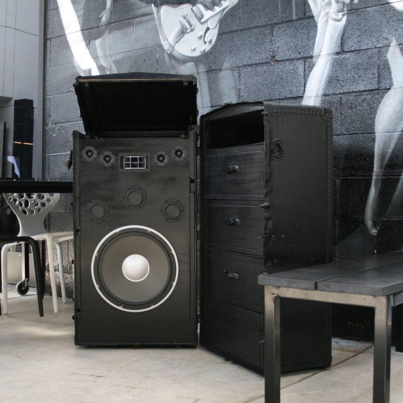 Vintage Trunk Sound System