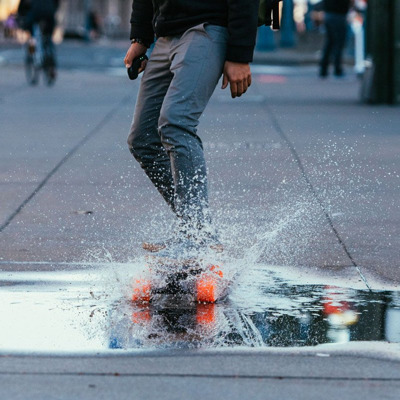 Boosted Board 2 Water-Resistant Electric Longboard