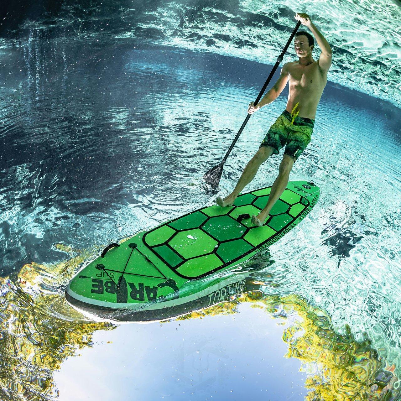 Tortuga Paddleboard by Caribe SUP