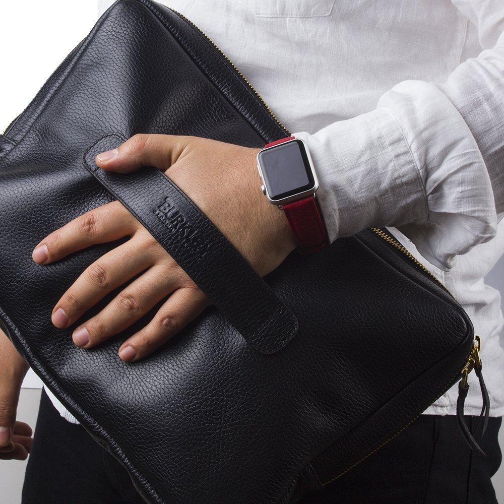 Burkley Vintage Leather Laptop / Tablet Bag