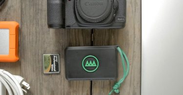 GNARBOX Portable Backup & Editing System