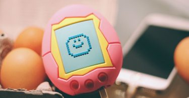 Digibae Tamagotchi Power Bank by WattzUp Power