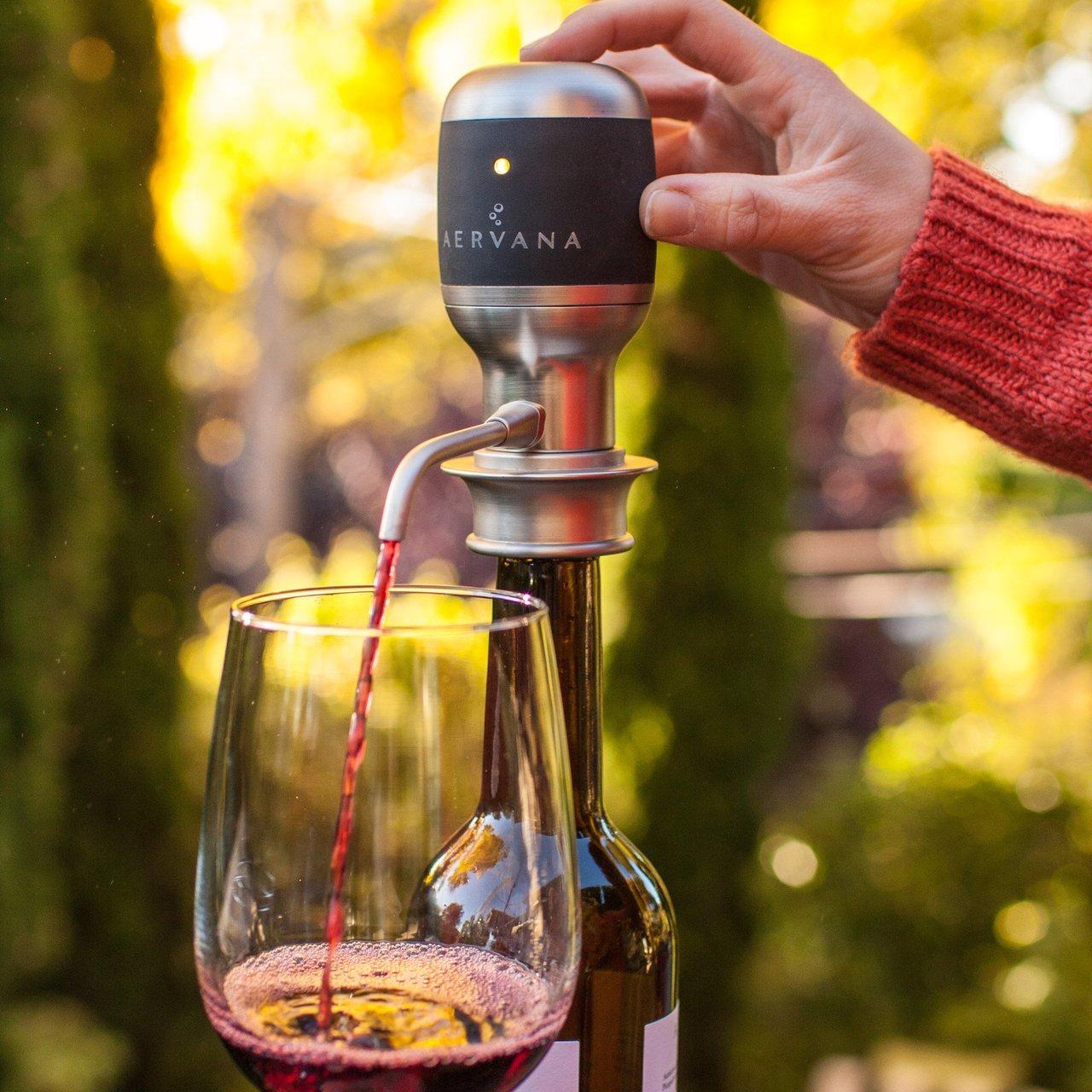 Aervana One-Touch Luxury Wine Aerator