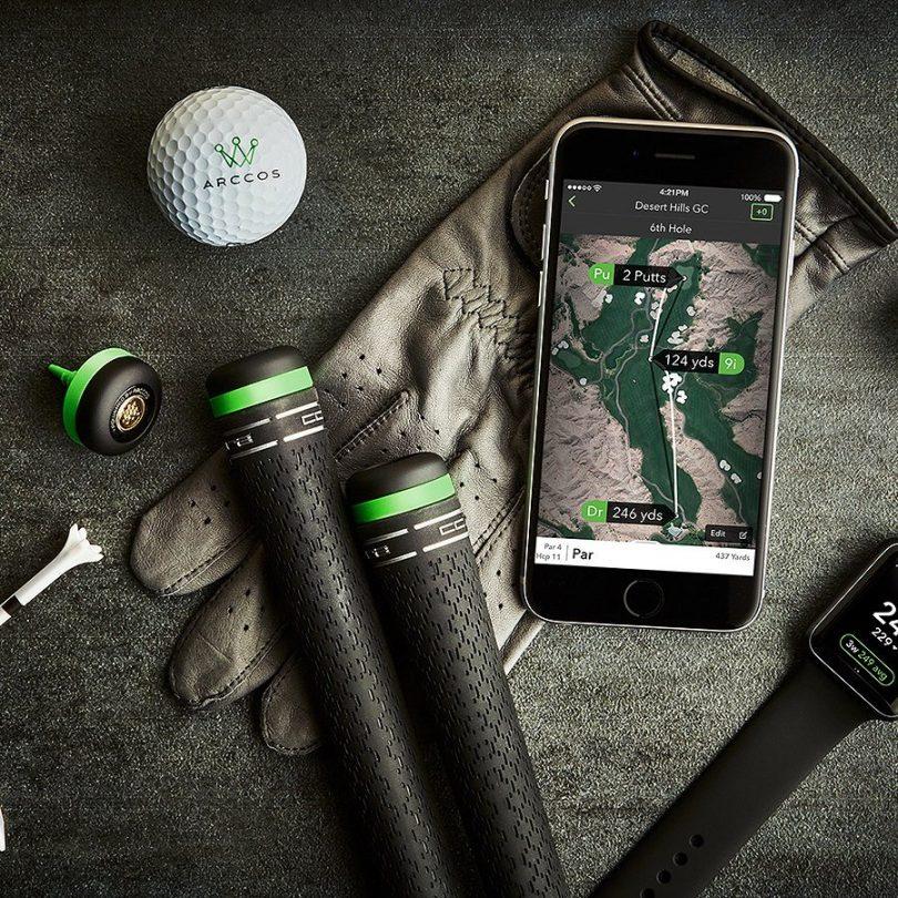 Arccos 360 Golf Performance Tracker