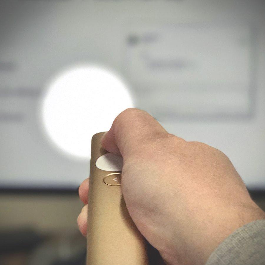 Logitech Spotlight Presentation Remote