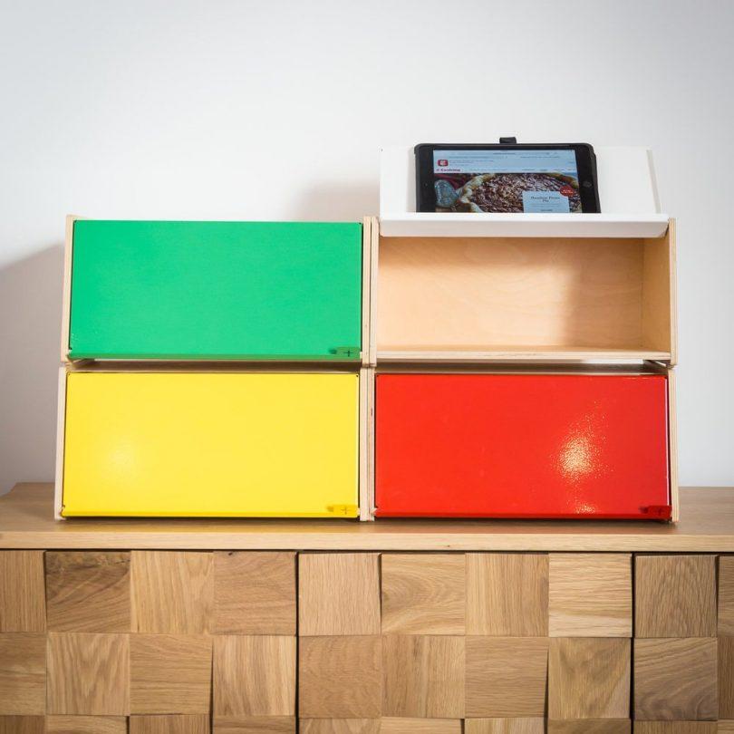 Modern & Minimal Breadbox