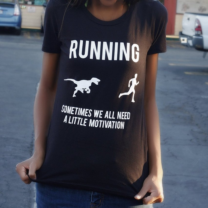 Running Motivation T-Shirt
