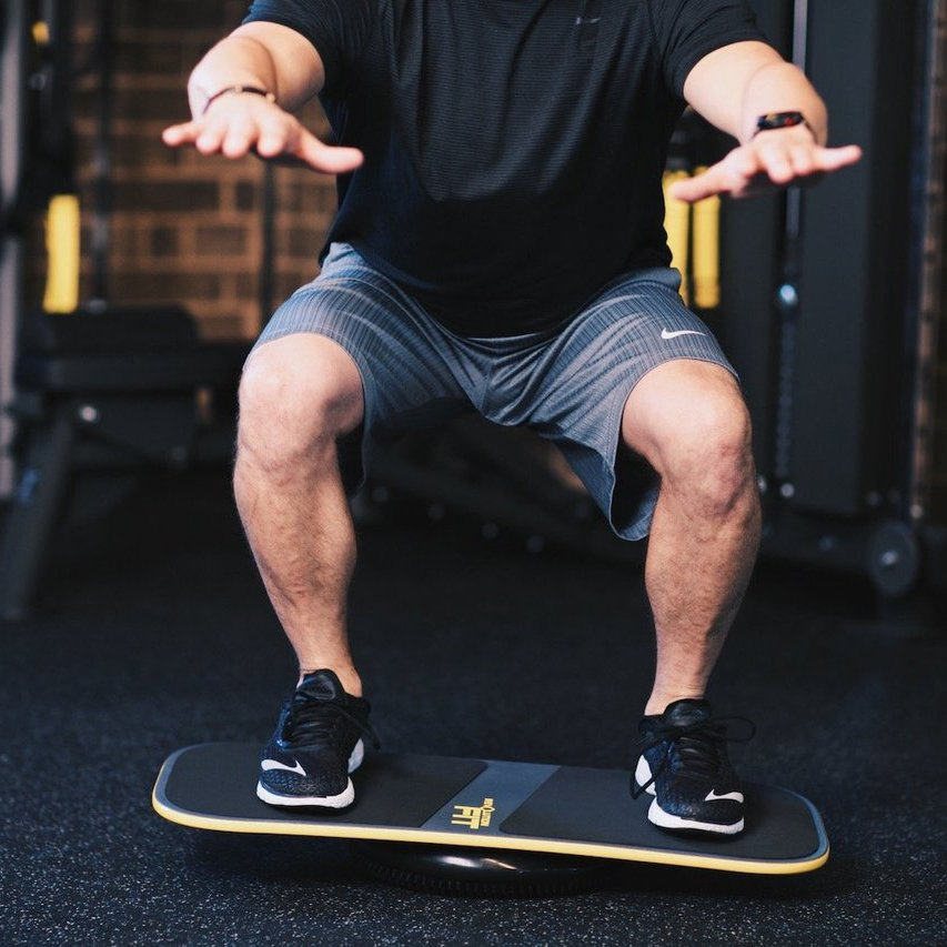 Revolution FIT Balance Board Exercise Training System