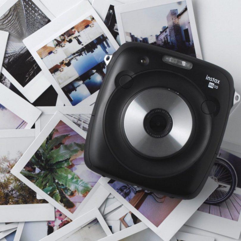 Fujifilm Instax Square SQ10 Hybrid Camera