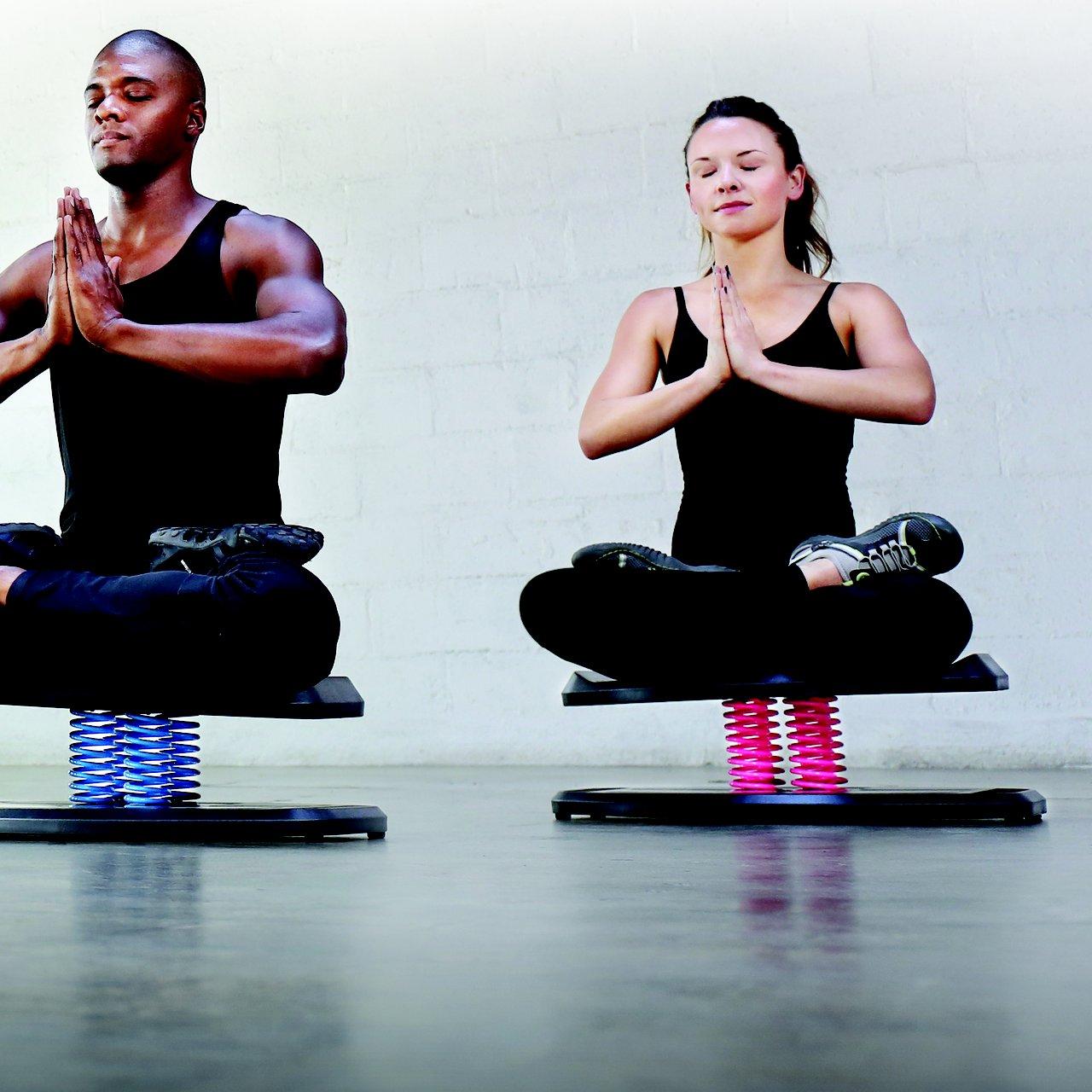 StrongBoard Balance Board Pink Spring