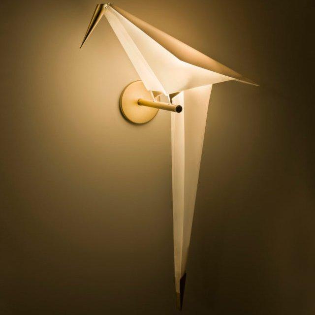 Perch Light Wall Lamp