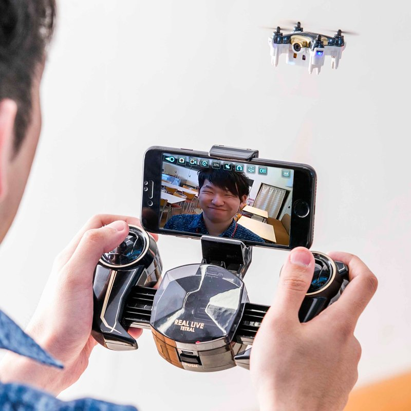 Real Live Tetral Drone Camera Quadcopter