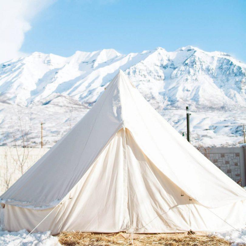 Overland 5000 Sunforger Stout Bell Tent 187 Petagadget