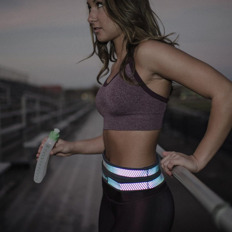 FlipBelt Reflective PT Belt