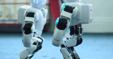 Alpha 1S Intelligent Humanoid Robot
