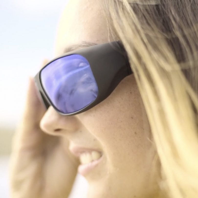 H2O Waterproof Video Sunglasses