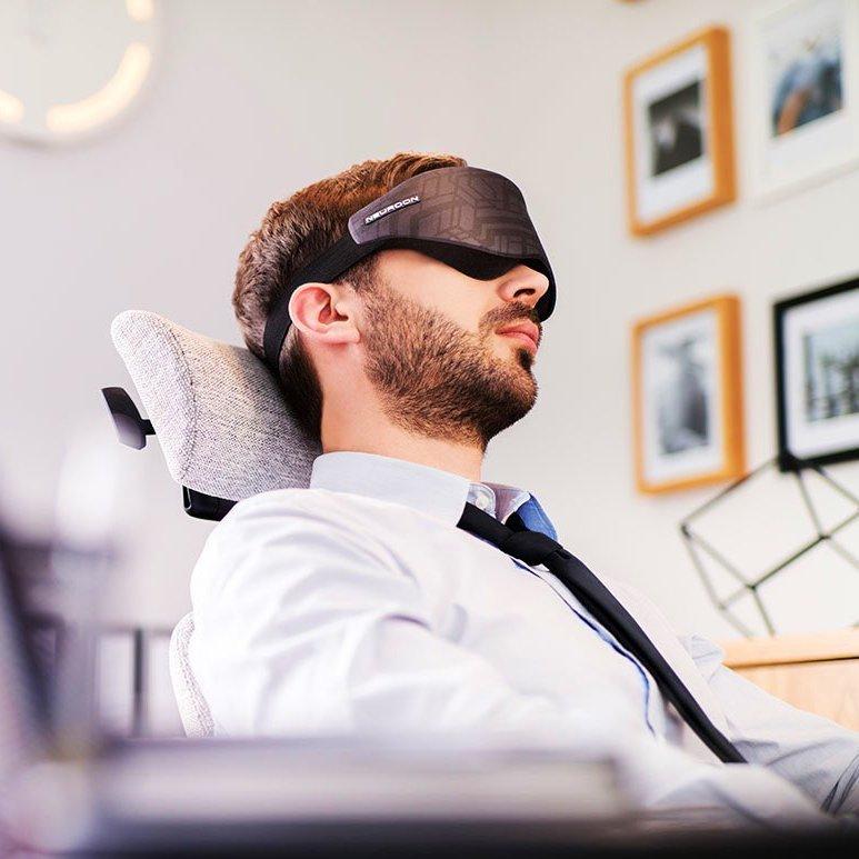 Neuron Smart Sleep Mask » Petagadget