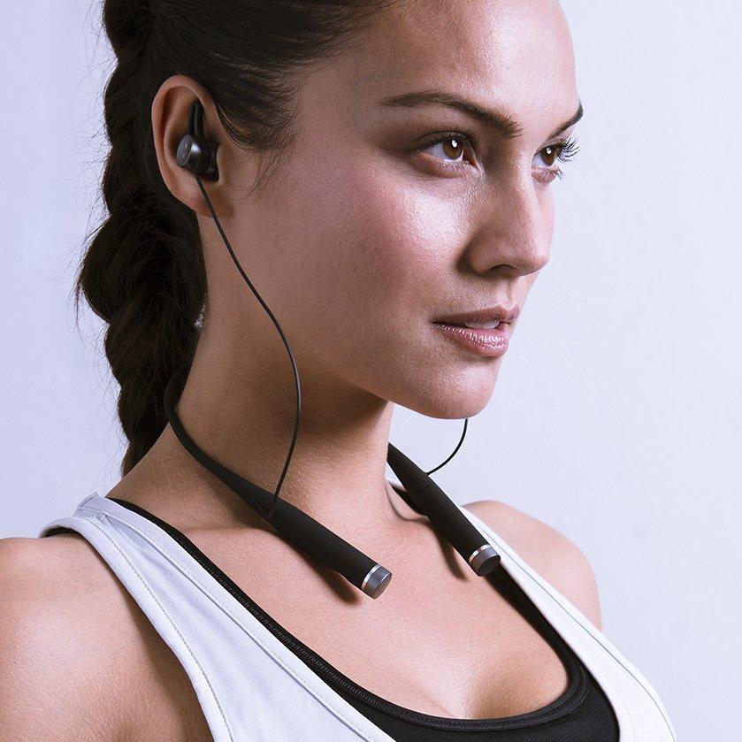 Vi AI Personal Trainer Bio-Sensing Earphones