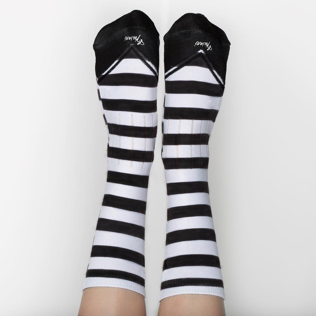 STRIPES Socks KH by Kalani