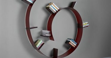 Bookworm Shelf