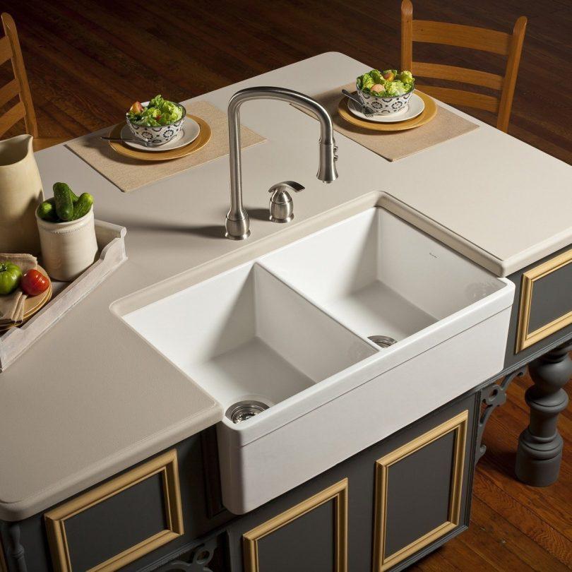 Elkay Explore Farmhouse Kitchen Sink