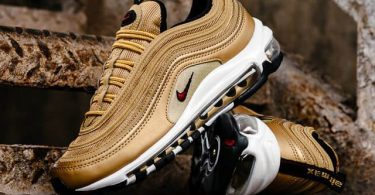 Nike Air Max 97 OG QS Metallic Gold