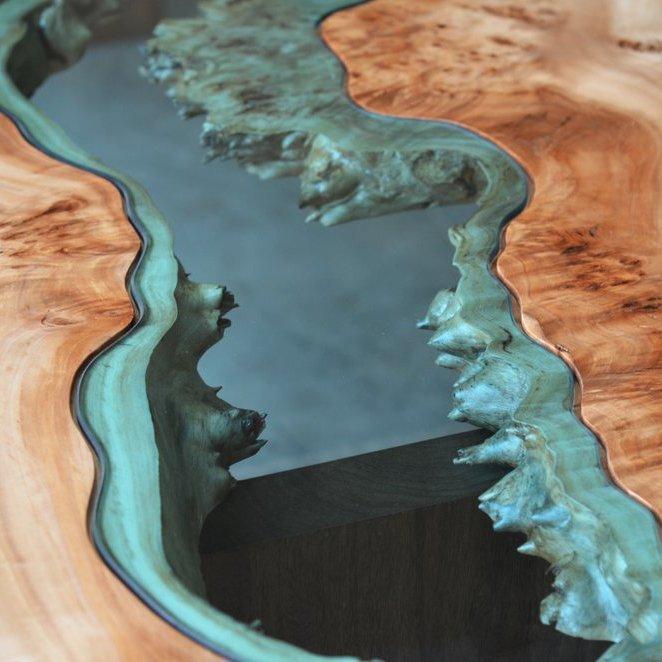 Grand Canyon River Table