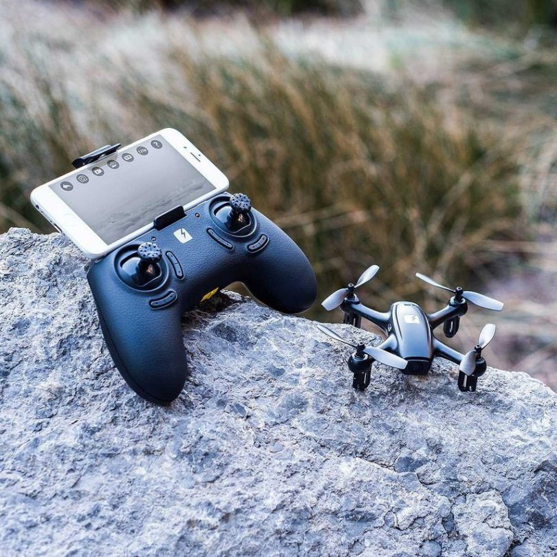 FADER Drone with HD Camera & Live View via iPhone/Android App