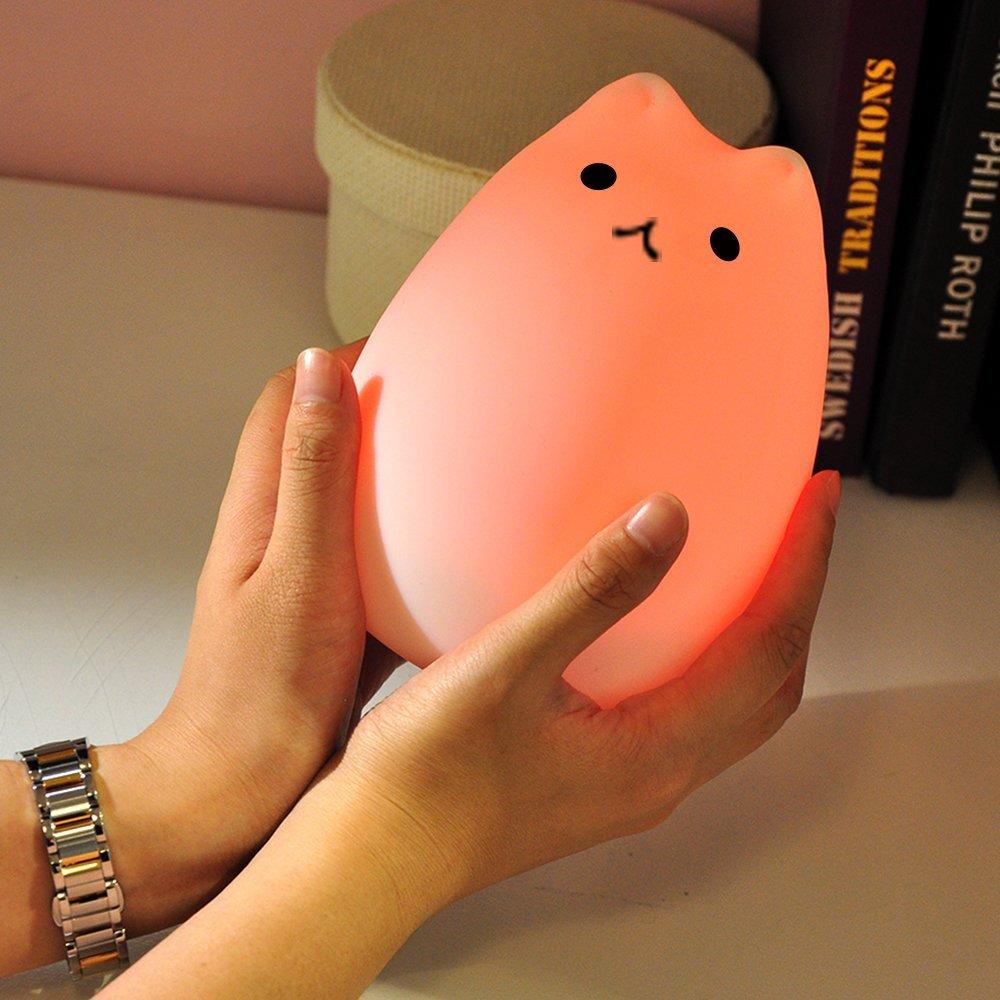GoLine Cute Kitty LED Children Night Light